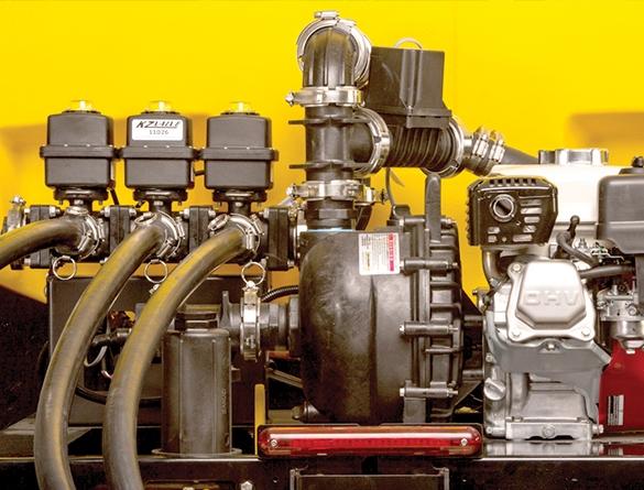 Dry-Seal-Pump